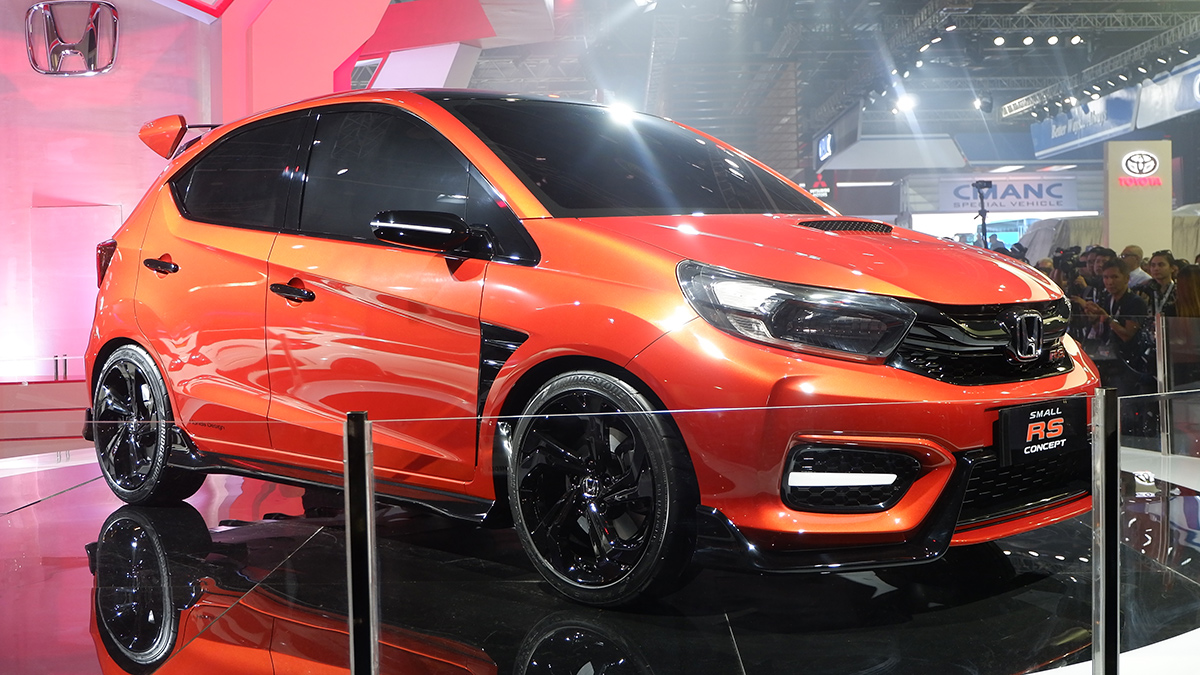 pims 2018  honda ph shows off the small rs concept