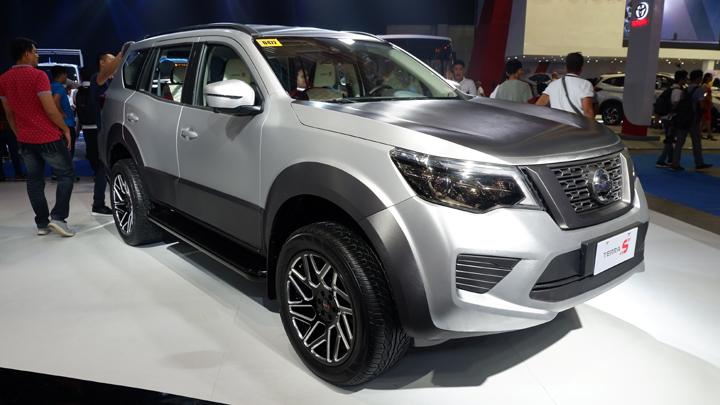 Nissan Navara, Terra PIMS 2018: Price, Photos, Features, Specs
