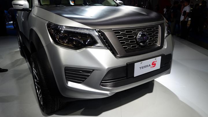 Nissan Navara Terra Pims 2018 Price Photos Features Specs