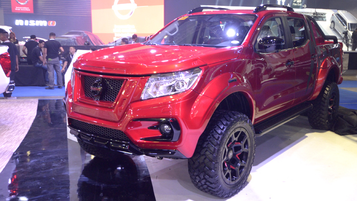 Nissan Navara, Terra PIMS 2018: Price, Photos, Features, Specs