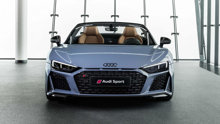 Audi R8 V10 2019 Price Photos Features Specs