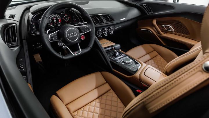 Audi R8 V10 2019 Price Photos Features Specs