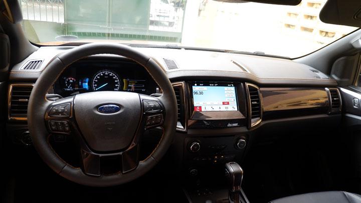 2018 Ford Ranger Bi-Turbo Wildtrak 4x4 AT: Review, Price