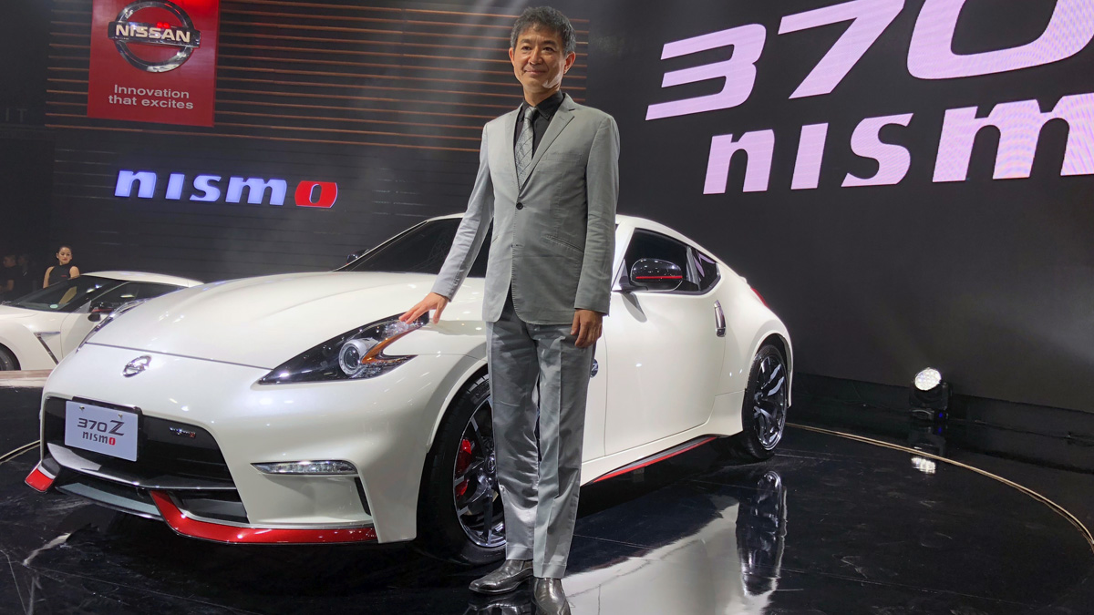 Nissan 370z Top Gear Philippines