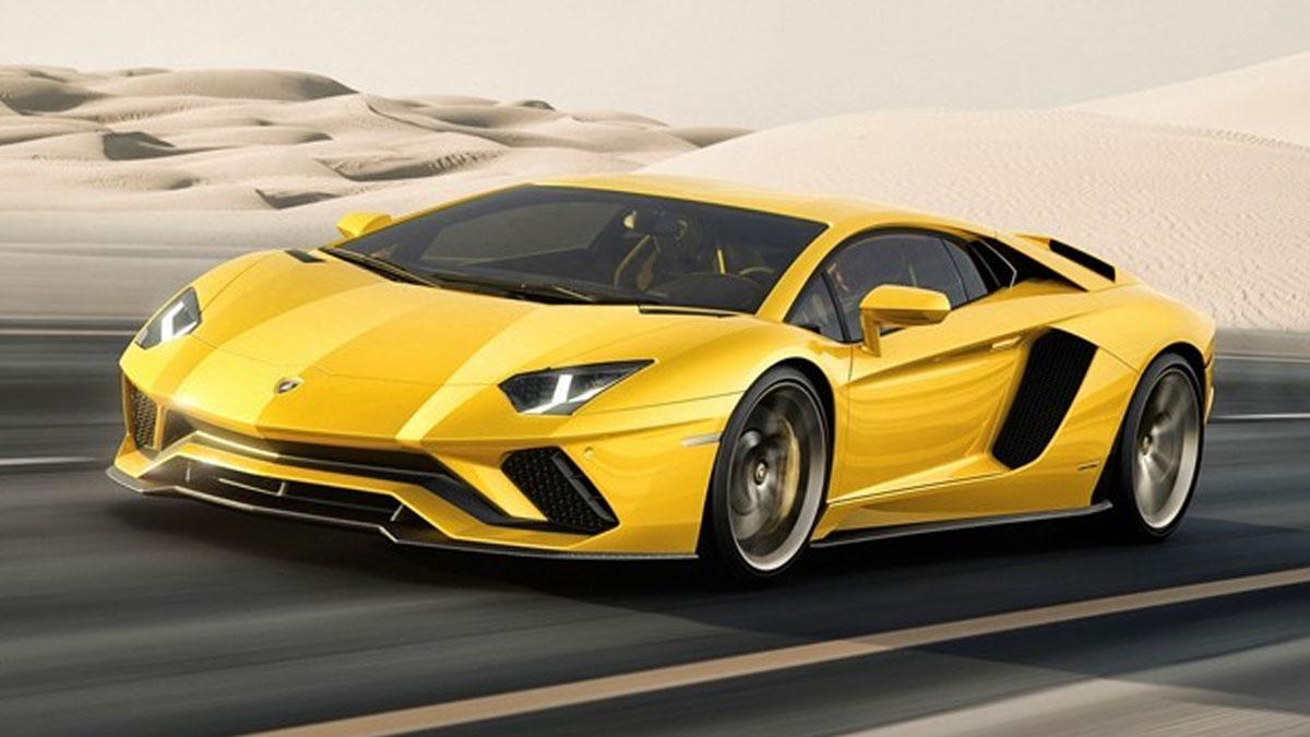 Lamborghini Aventador Price Spec