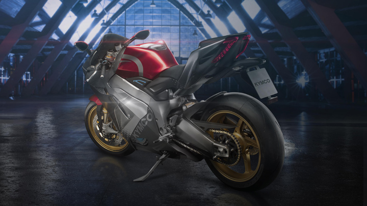 efadd08a2b7 The Kymco SuperNEX has been revealed at EICMA 2018