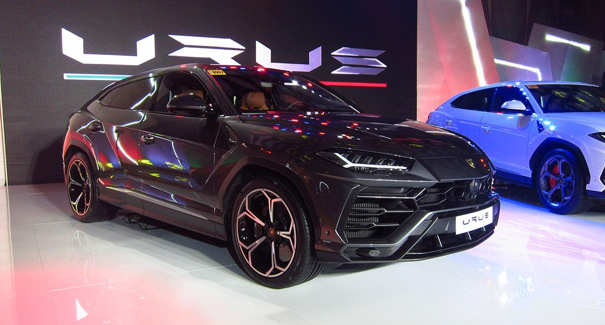 Lamborghini Philippines Latest Car Models Price List