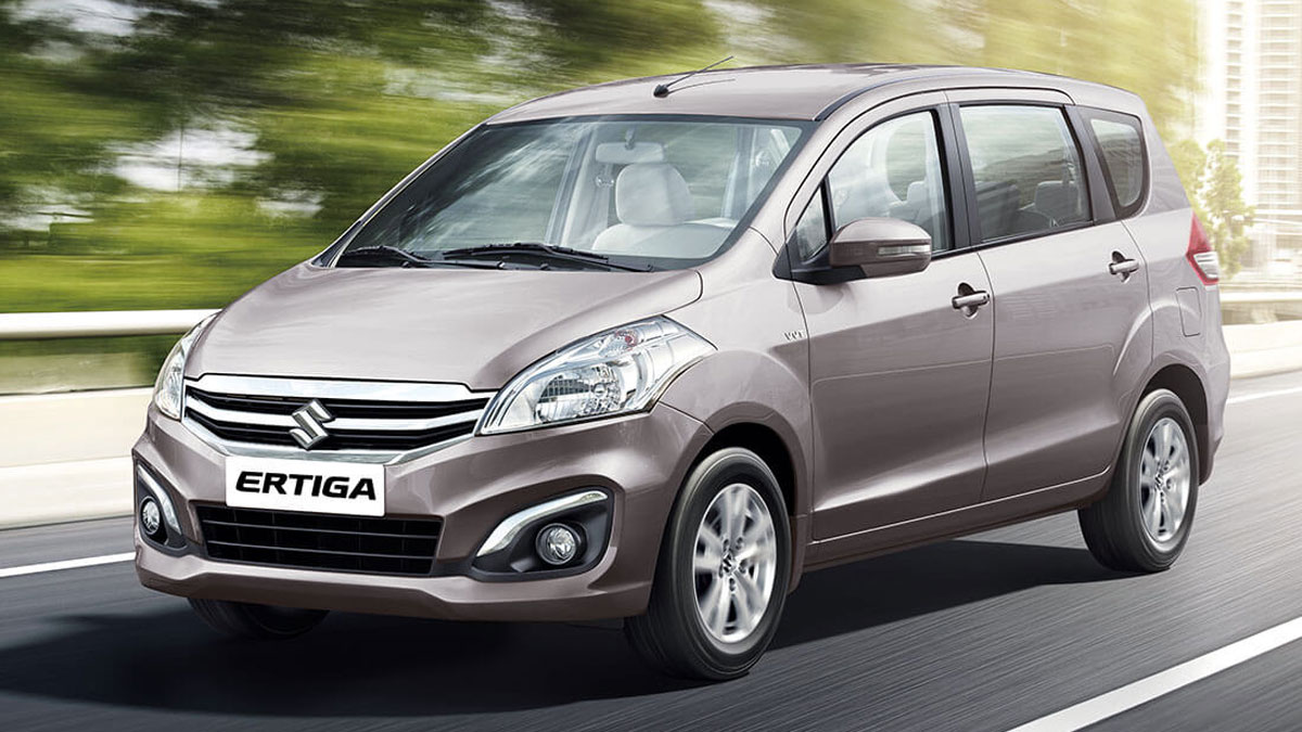 Suzuki Ertiga Top Gear Philippines