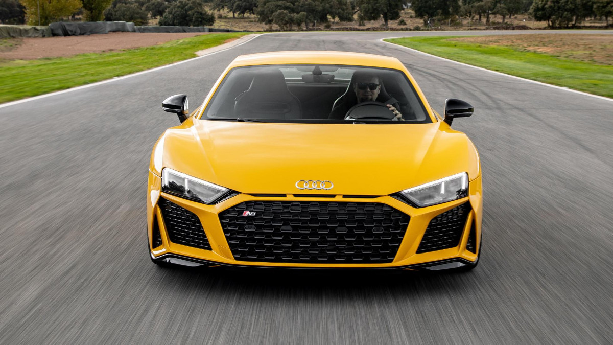 Audi R8 Top Gear Philippines