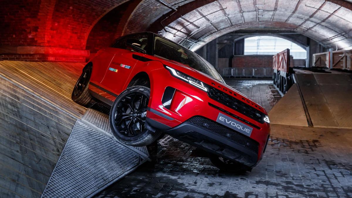 Range Rover Evoque | Top Gear Philippines