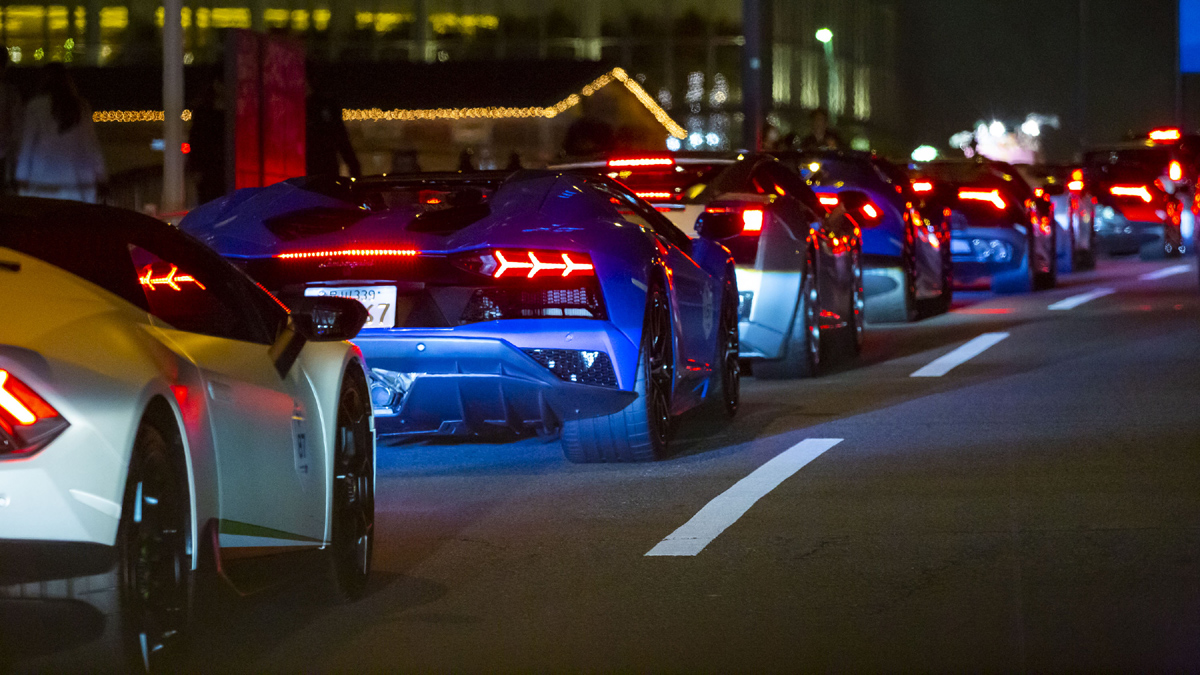 Lamborghini Day 2018 In Japan Was One For The Books