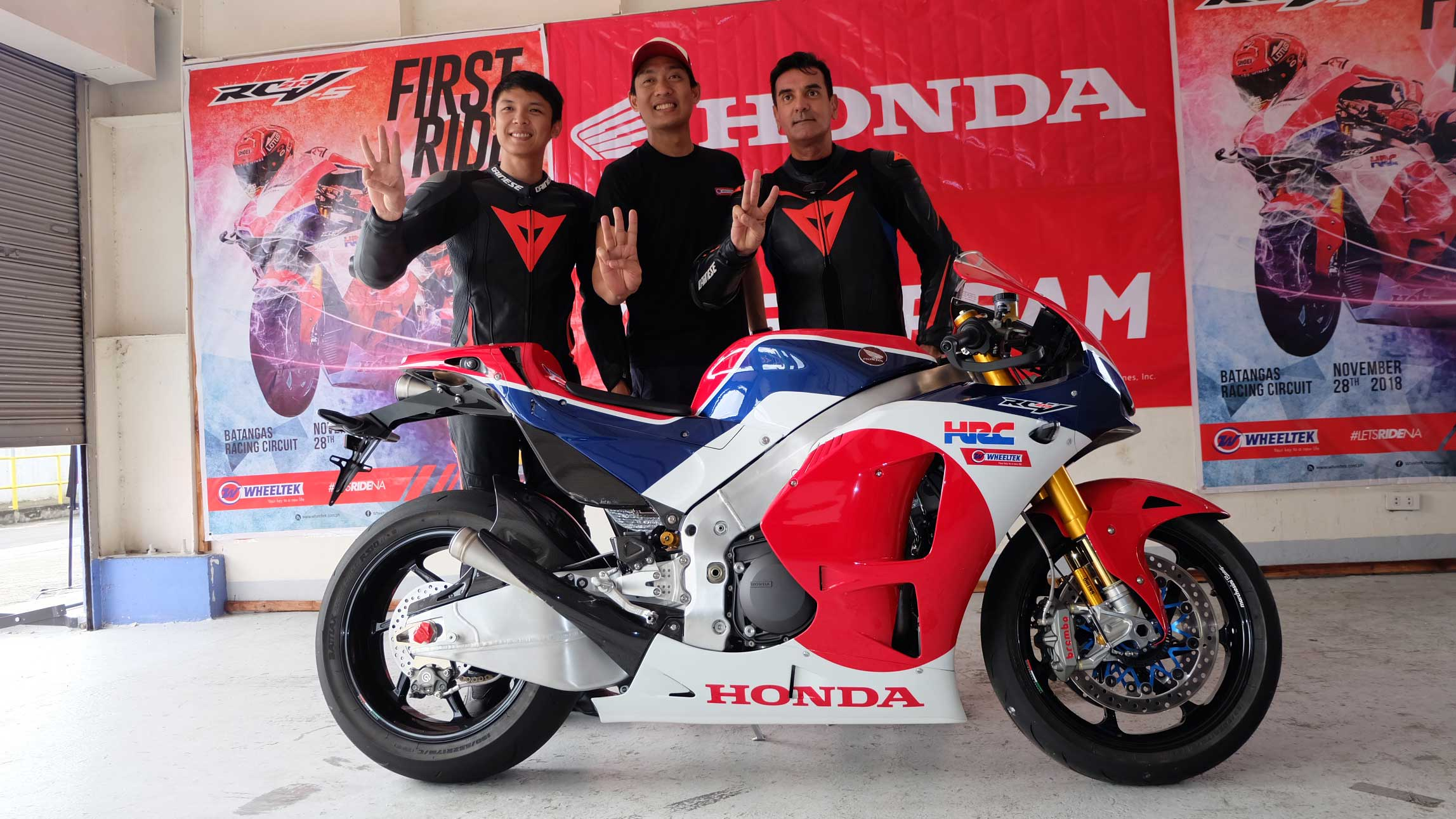 Honda Motorcycles Top Gear Philippines Motorcycle Bike 11 Images Rc213v S Race Inspired Sees Action At Batangas Racing Circuit