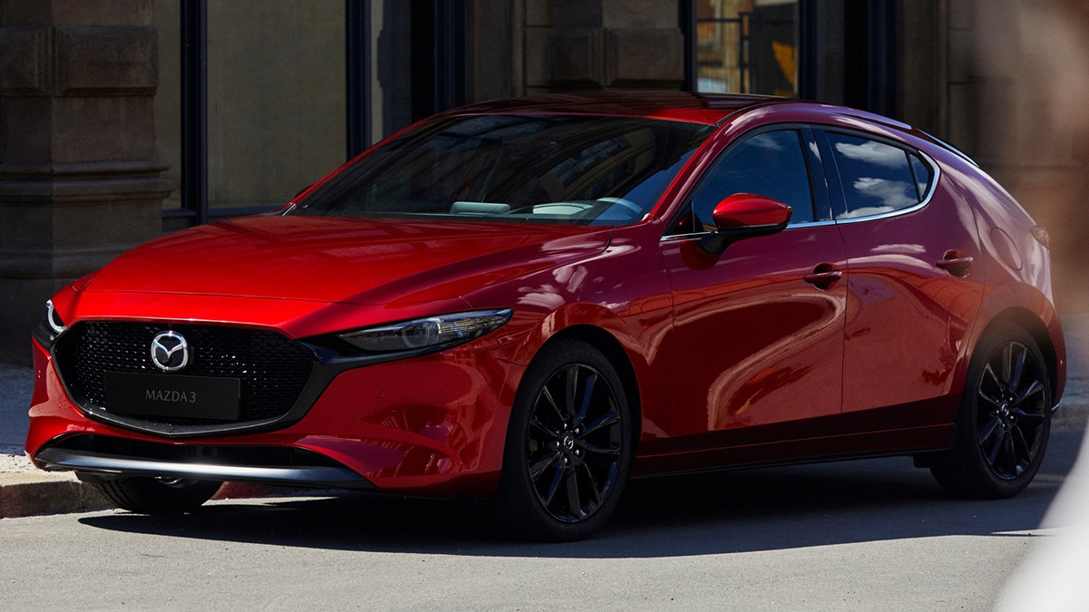 New Mazda3: fourth-generation hatch and sedan revealed!