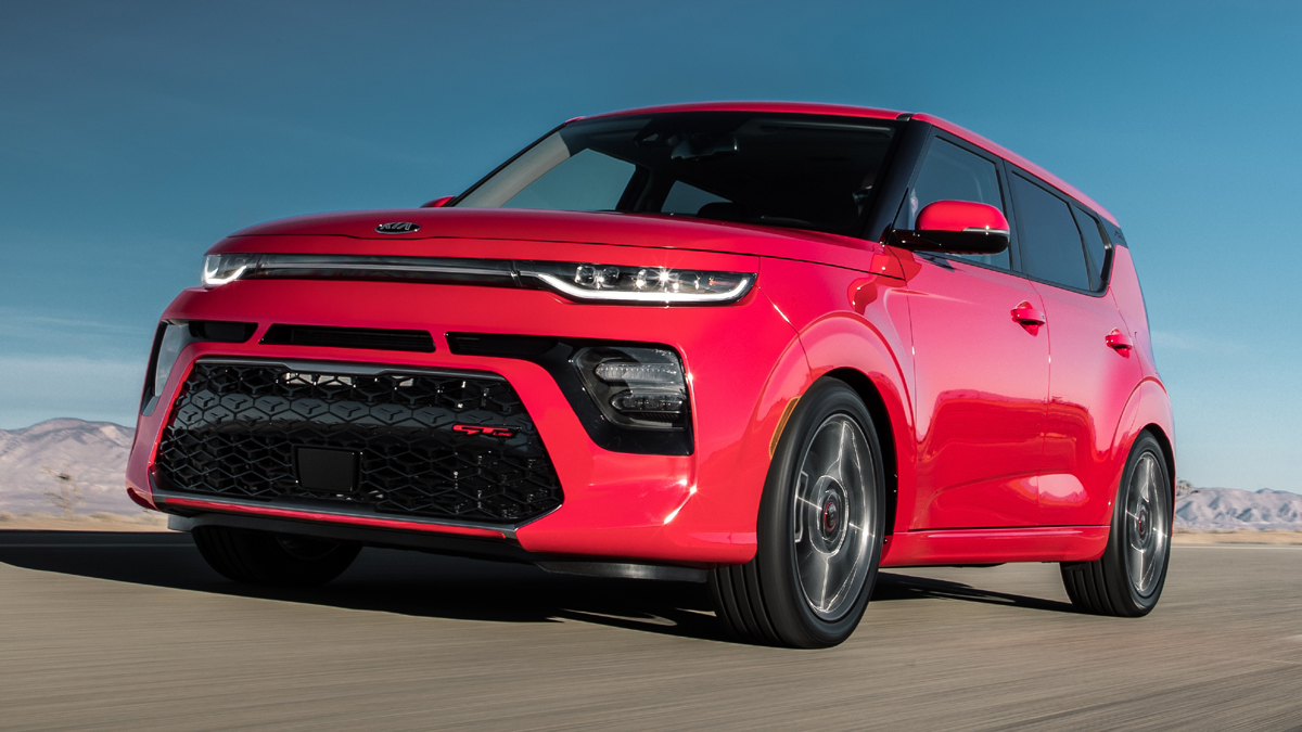 The all-new Kia Soul ditches its predecessor's playful design
