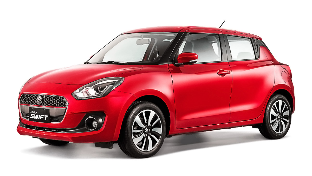 Suzuki Swift 2019 Price & Spec