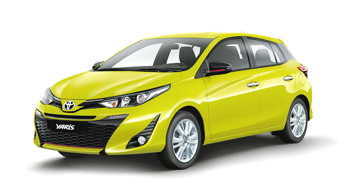 Toyota Philippines Latest Car Models Price List