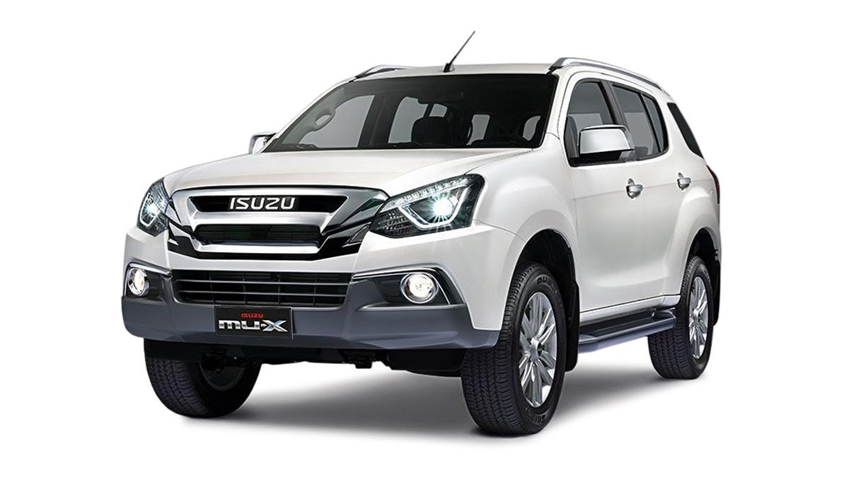Isuzu Philippines Latest Car Models Price List