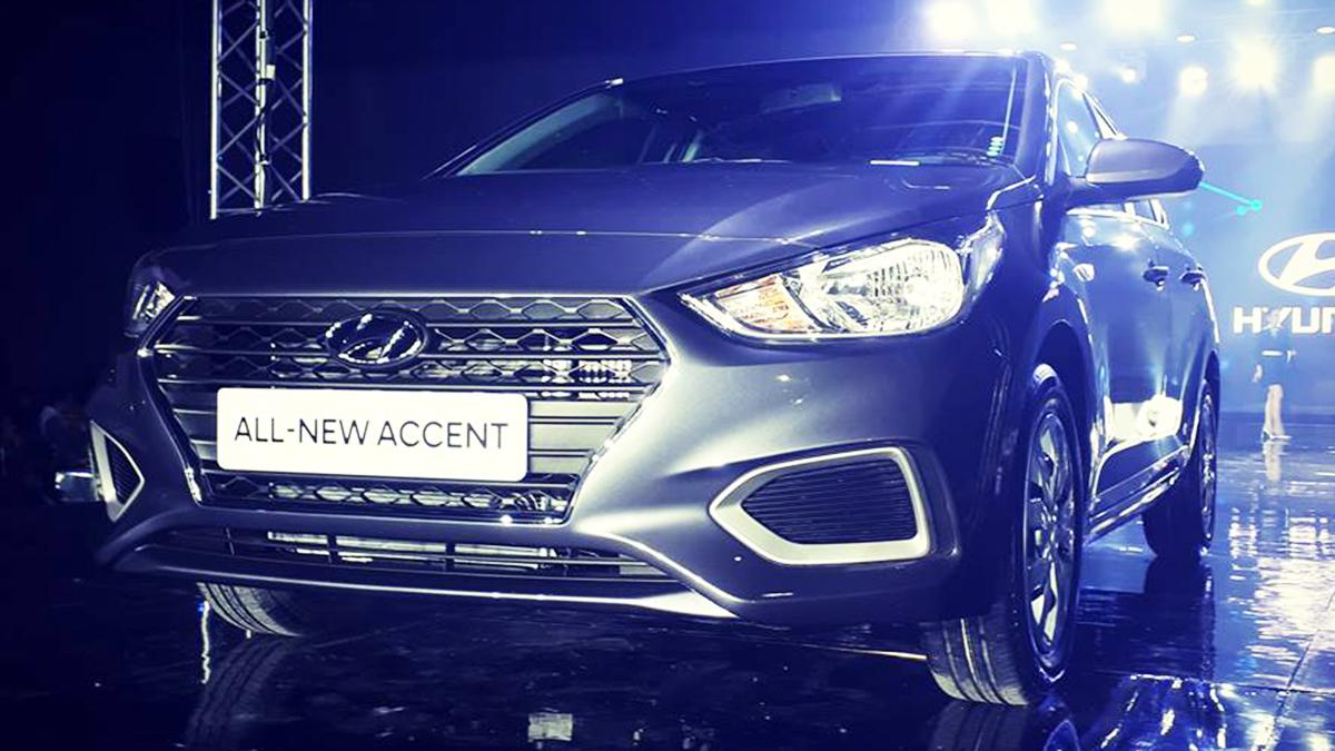 Hyundai Accent Top Gear Philippines