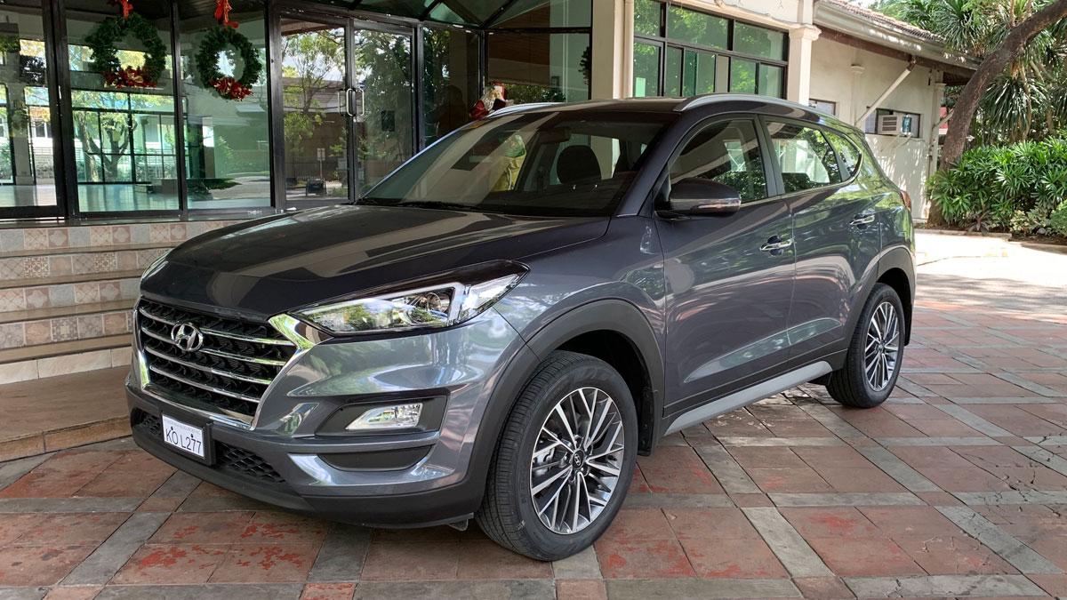 Hyundai Tucson | Top Gear Philippines