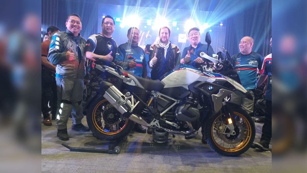 bmw motorrad main 1544411255 BMW Filipinas lanza la nueva R 1250 GS sorpresa junto con otros modelos