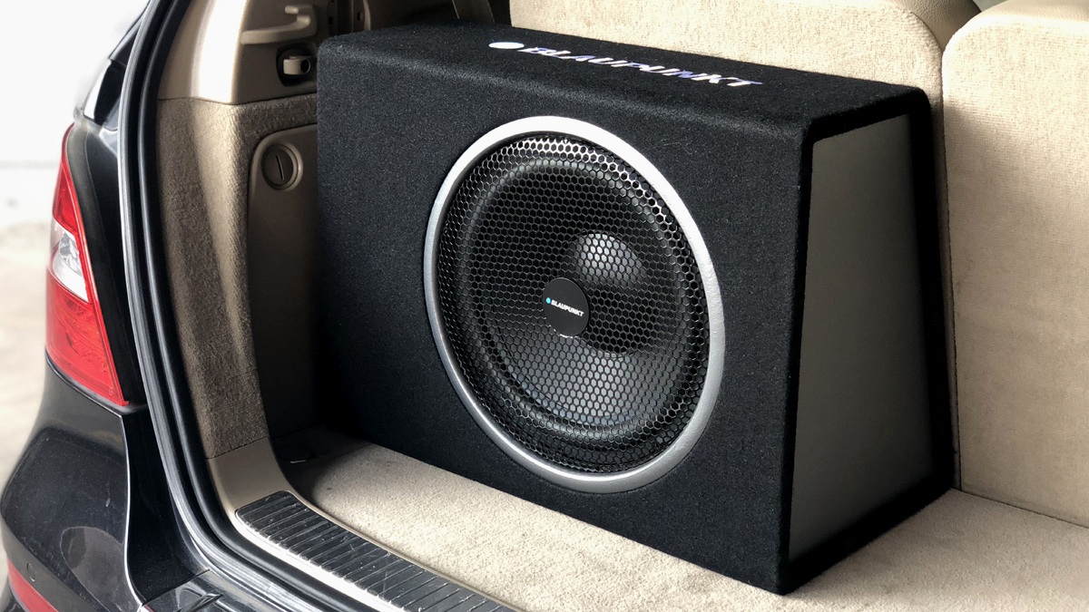 Nab these Blaupunkt subwoofers for less while supplies last
