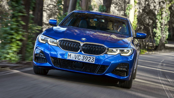 2019 Bmw 3 Series Review Price Photos Features Specs
