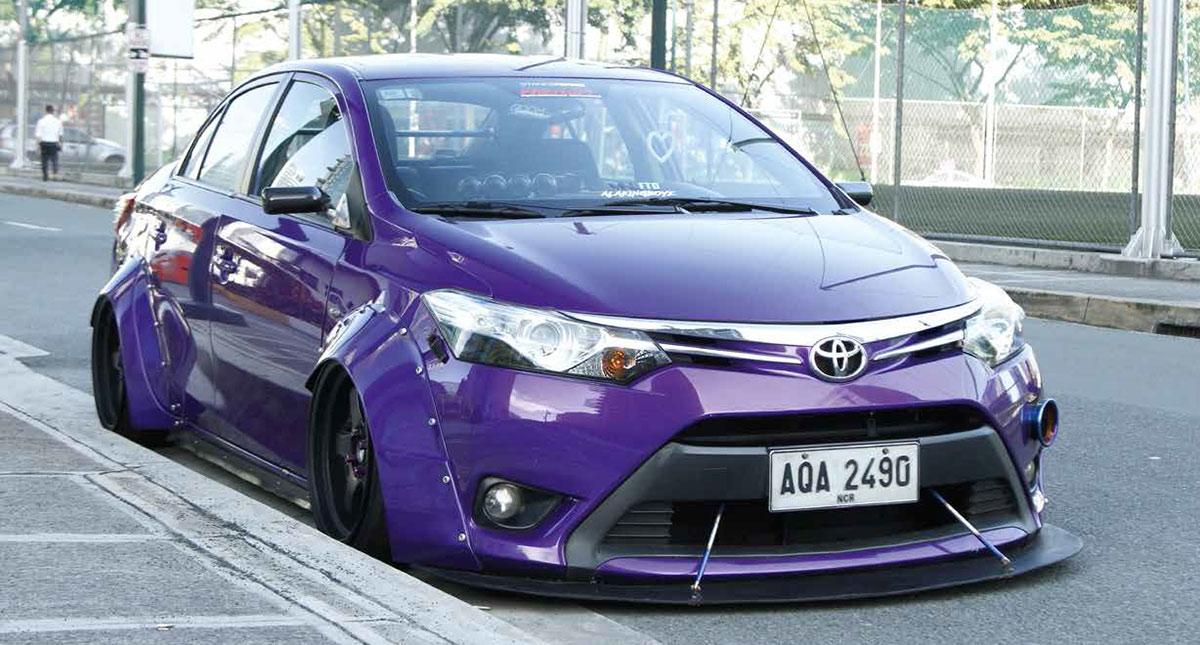 Toyota Vios base 1.3