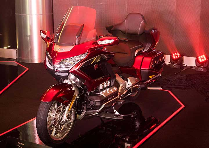 2019 Honda Gold Wing 1800cc: Review, Price, Photos, Features