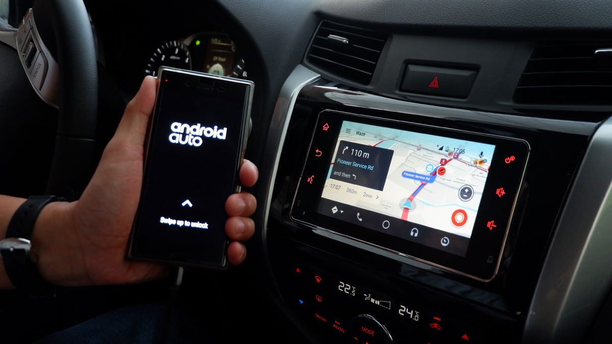 Android Auto | Top Gear Philippines