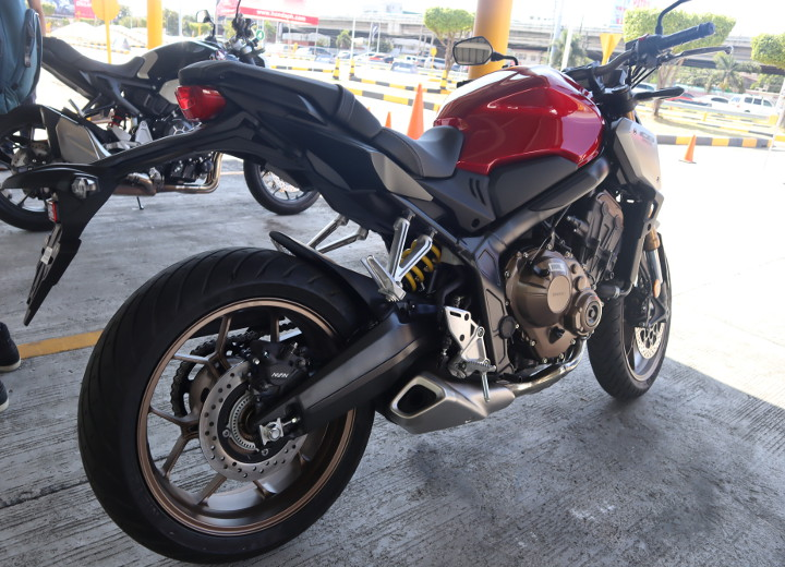 2019 Honda CB650R Neo Sports Cafe: Review, Features, Price