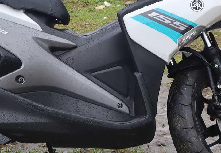 Yamaha Mio Aerox S: specs, features, price, category