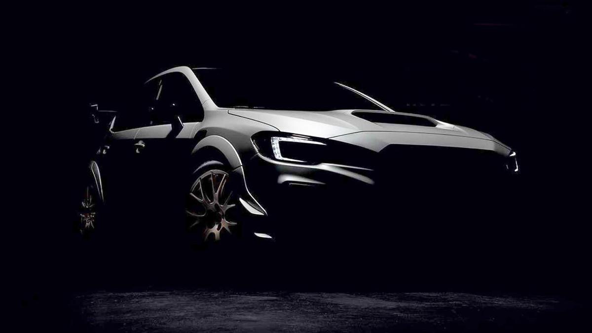 Japanese Wheels Brands >> New 2019 Subaru WRX STI S209 to be unveiled in Detroit next week
