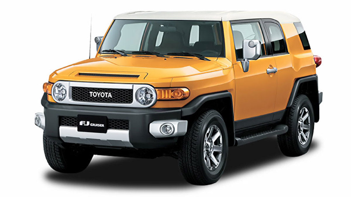 2021 Toyota FJ Cruiser Philippines: Price, Specs, & Review ...
