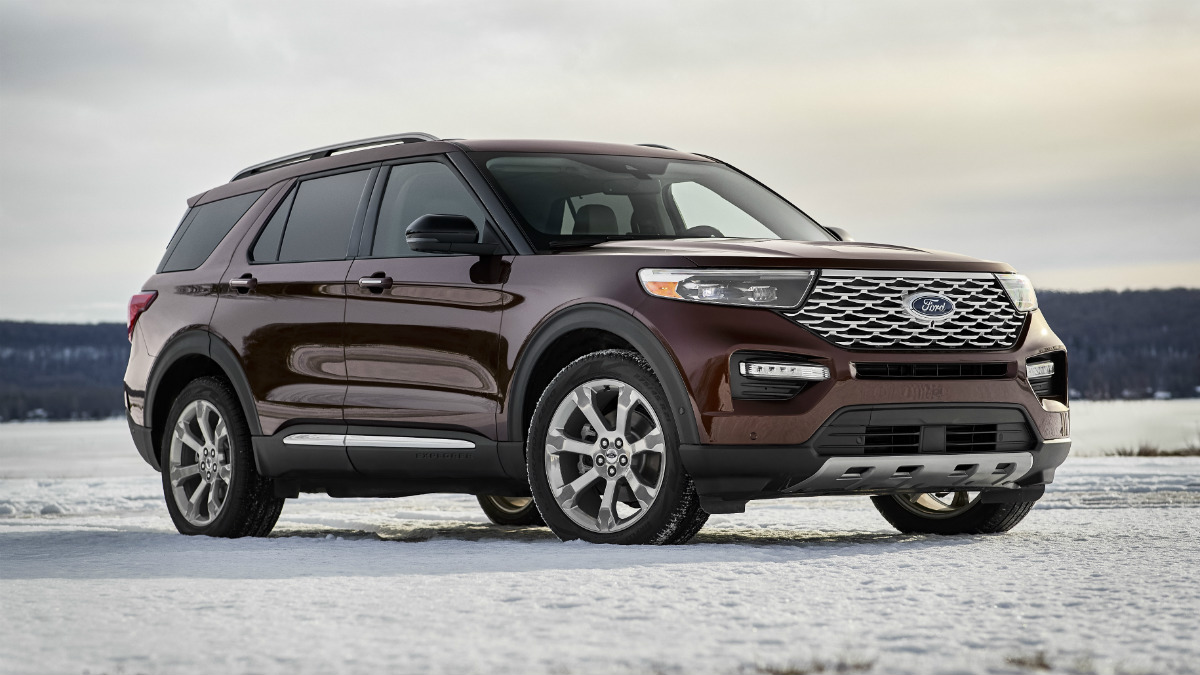 ford explorer | top gear philippines