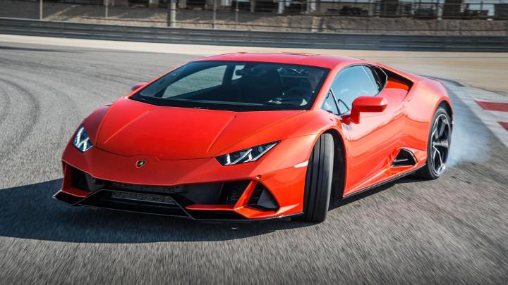 2019 Lamborghini Huracan Evo Review Price Photos Features Specs