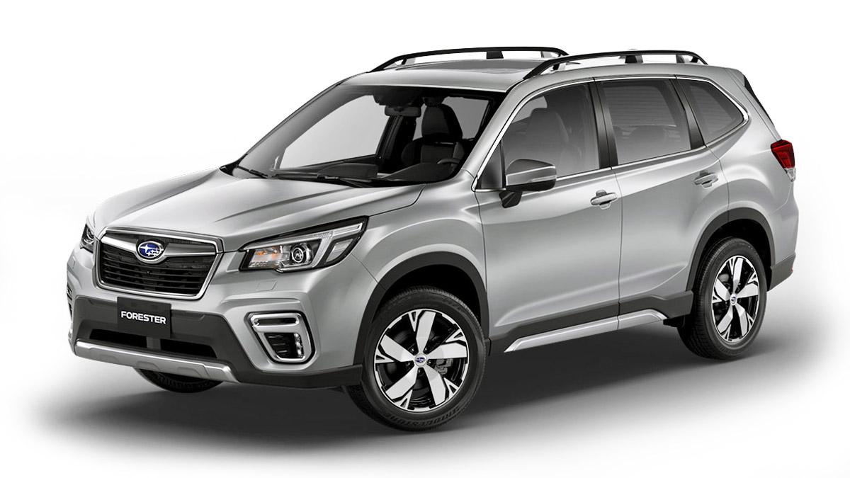 Subaru forester 2019 price philippines