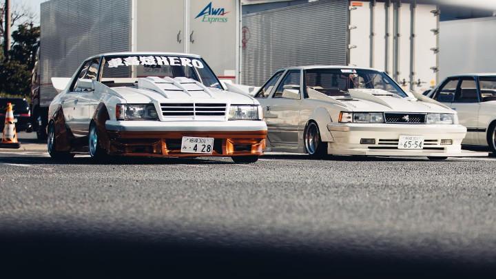 Gallery: A typical car meet at Yokohama's Daikoku parking area