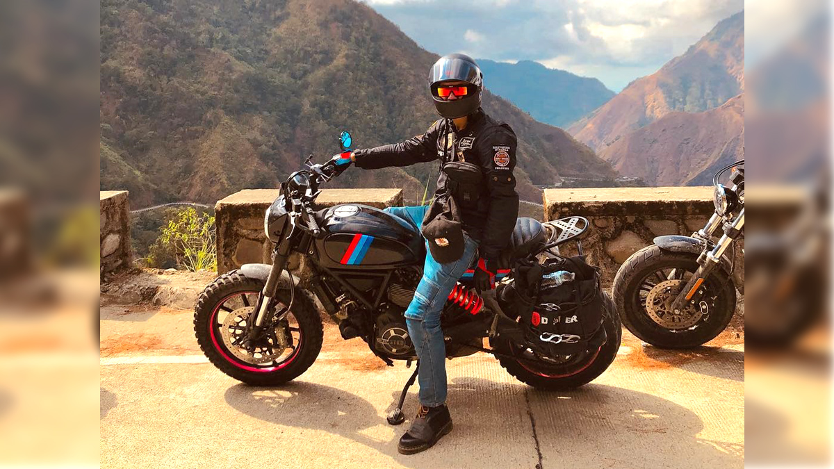 Ducati Scrambler Top Gear Philippines