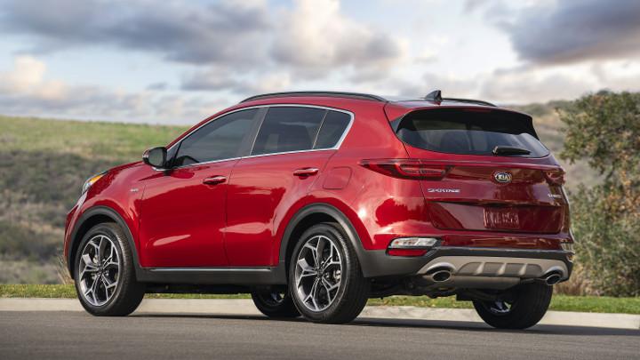 Us Spec 2020 Kia Sportage Debuts At Chicago Auto Show