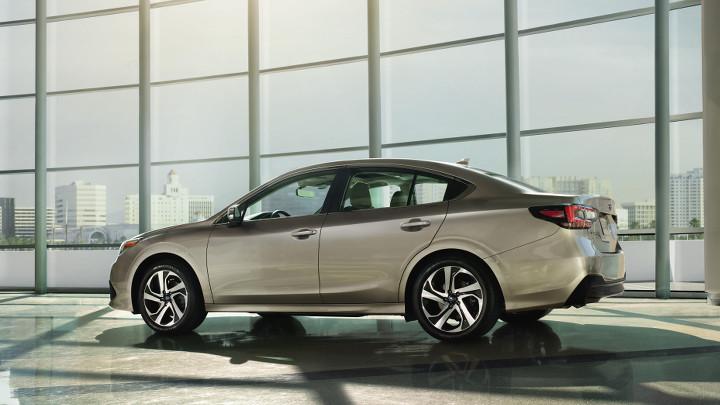 Subaru unveils all-new 2019 Legacy