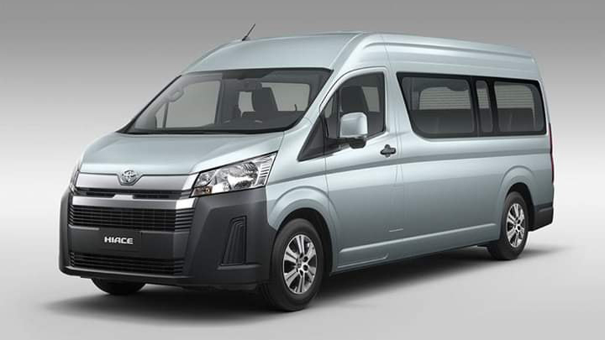 Toyota Hiace 2019: Specs, Prices, Features