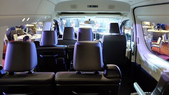 Toyota Hiace with up to 17 seats unveiled in Philippines