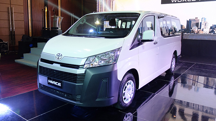 Toyota Hiace Commuter 2019: Specs, Prices, Features