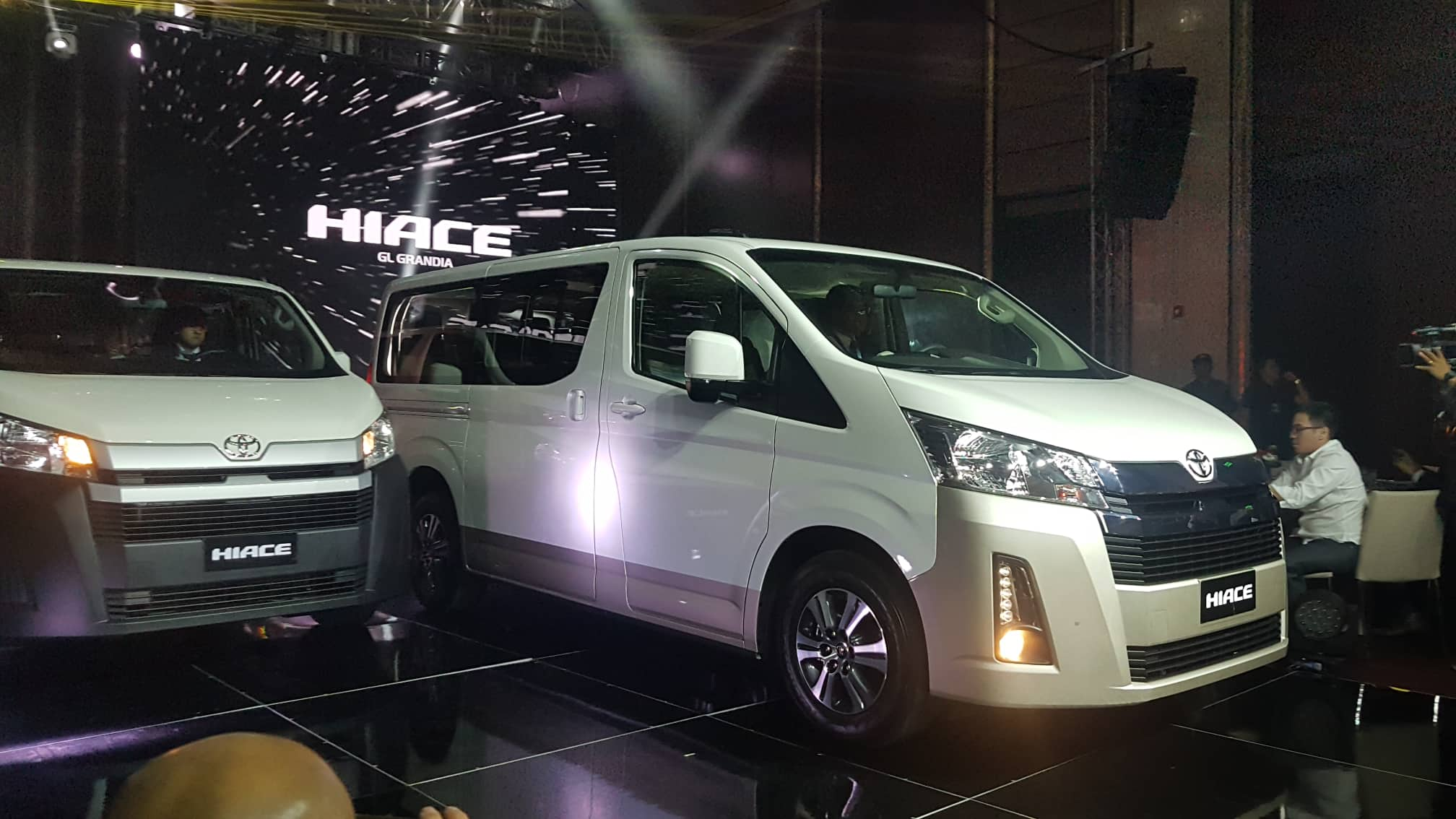 New Toyota HiAce Introduced In the Philippines