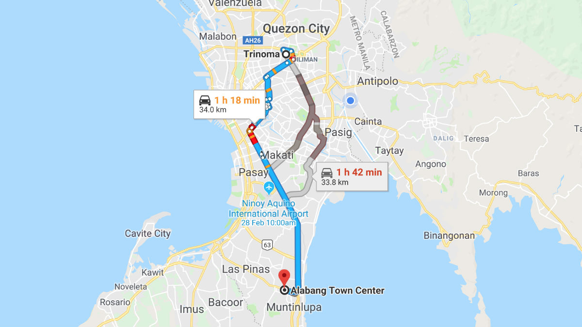 Google Maps | Top Gear Philippines