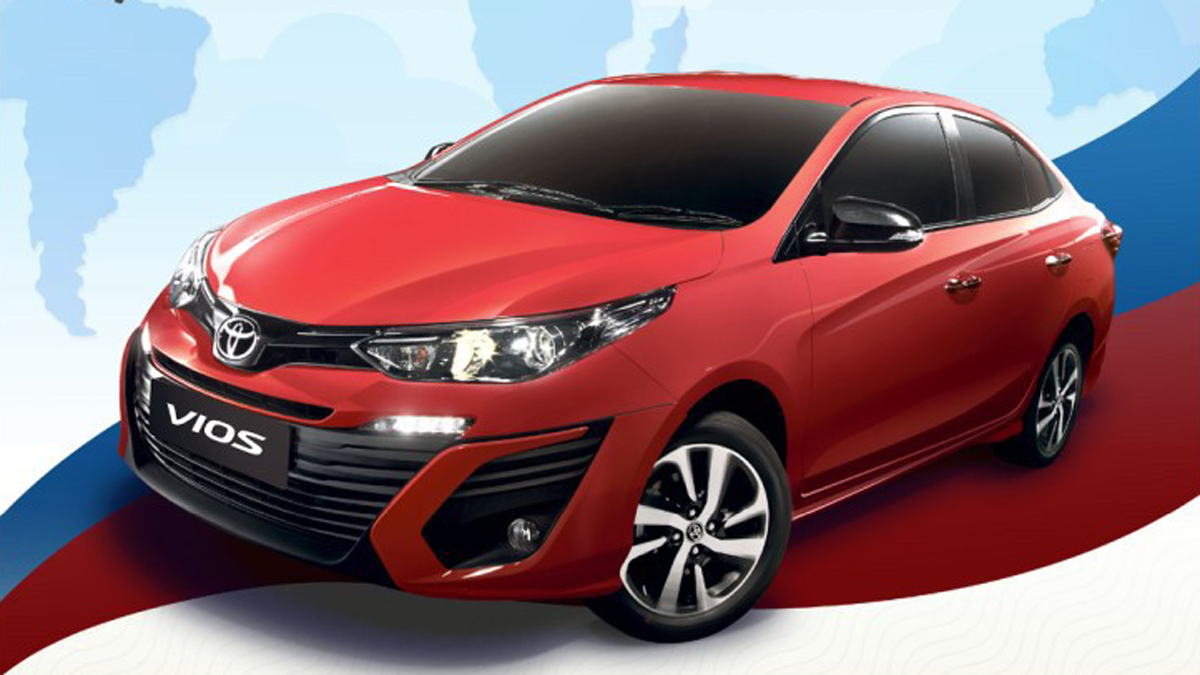 2019 Toyota Vios: Promo, Price, Specs, Features