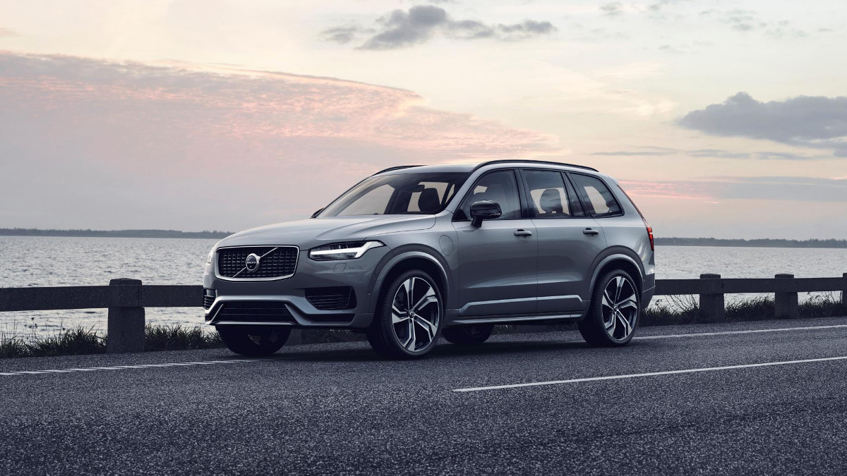 2020 Volvo Xc90 Now Comes With Formula 1 Style Kers