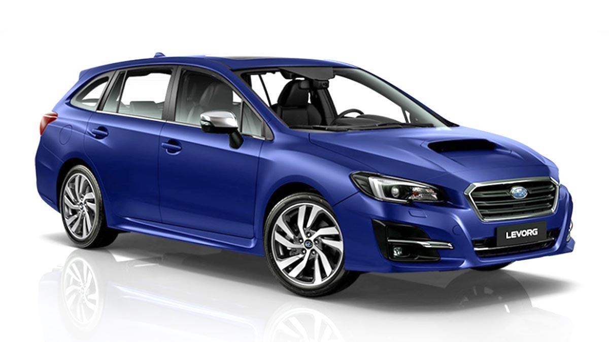 2020 Subaru Levorg Philippines Price Specs Review Price Spec