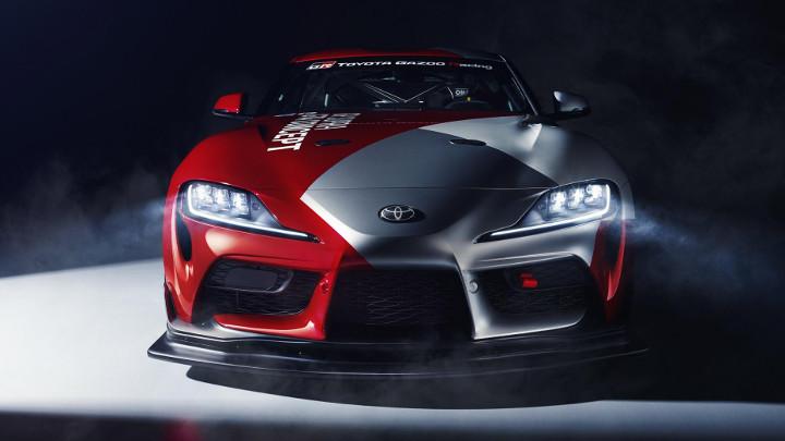 Toyota Supra GT4 Concept races into our hearts in Geneva