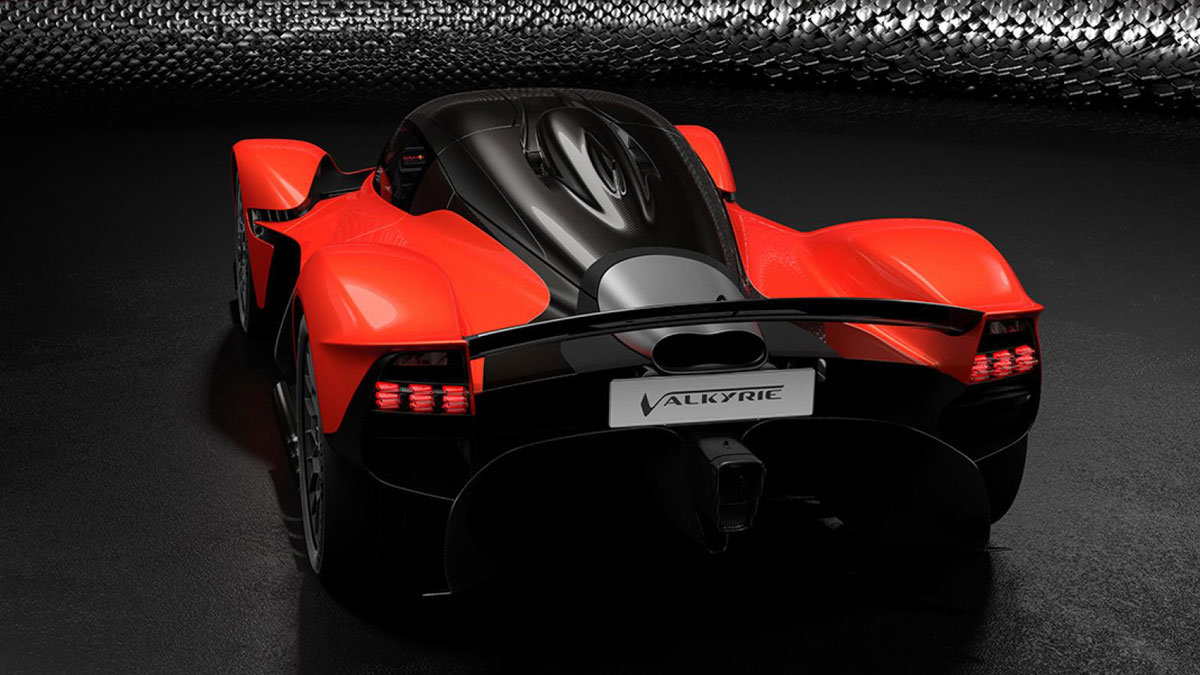 Aston Martin Valkyrie power? How does 1,160 hp sound?